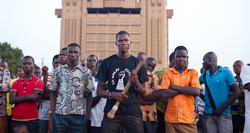 Smockey Balai Citoyen Burkina Faso 18