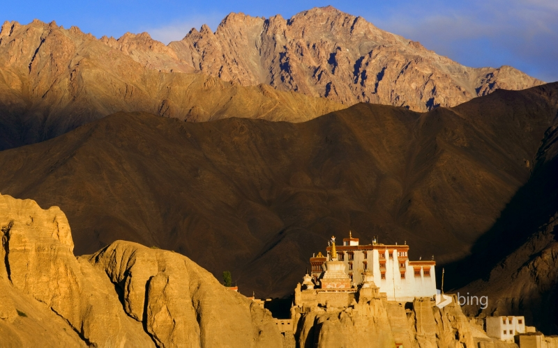 Lamayuru Monastery, Kargil District, Western Ladakh, India