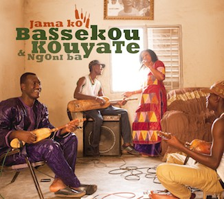 BASSEKOU KOUYATE RETURNS WITH NEW ALBUM