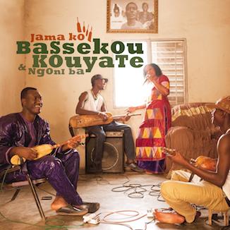 Bassekou Kouyate & Ngoni ba - Jama ko (0H021)
