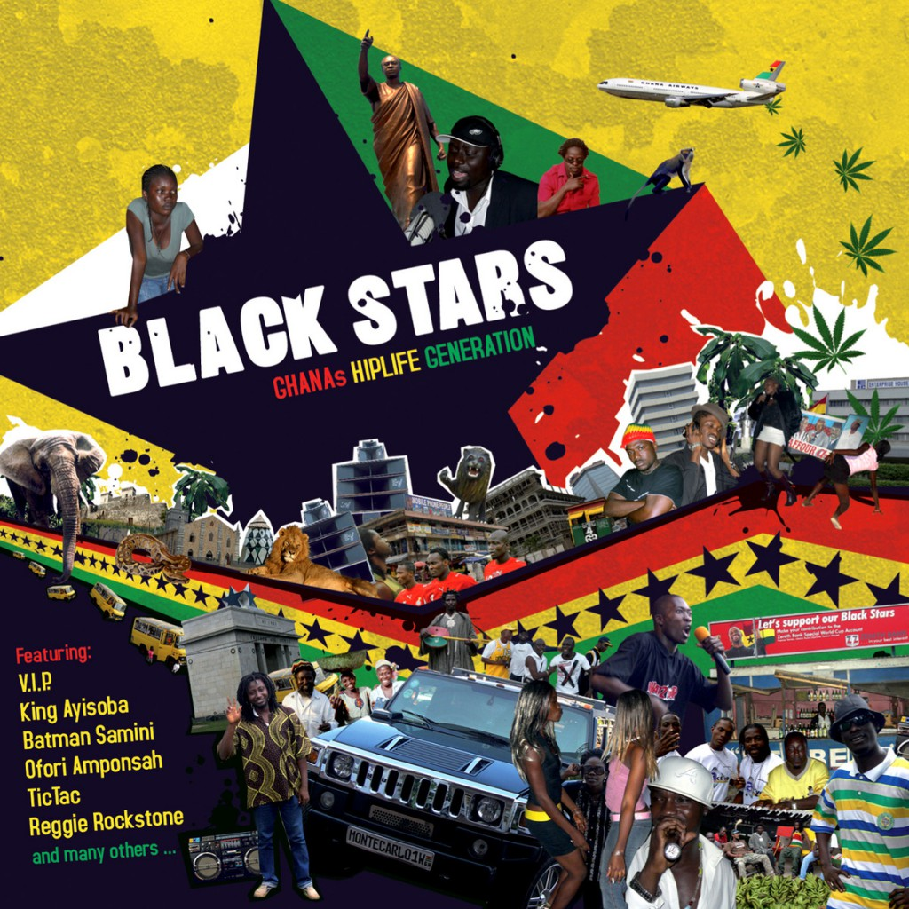 BLACK STARS – Ghana's Hiplife Generation (OH008)
