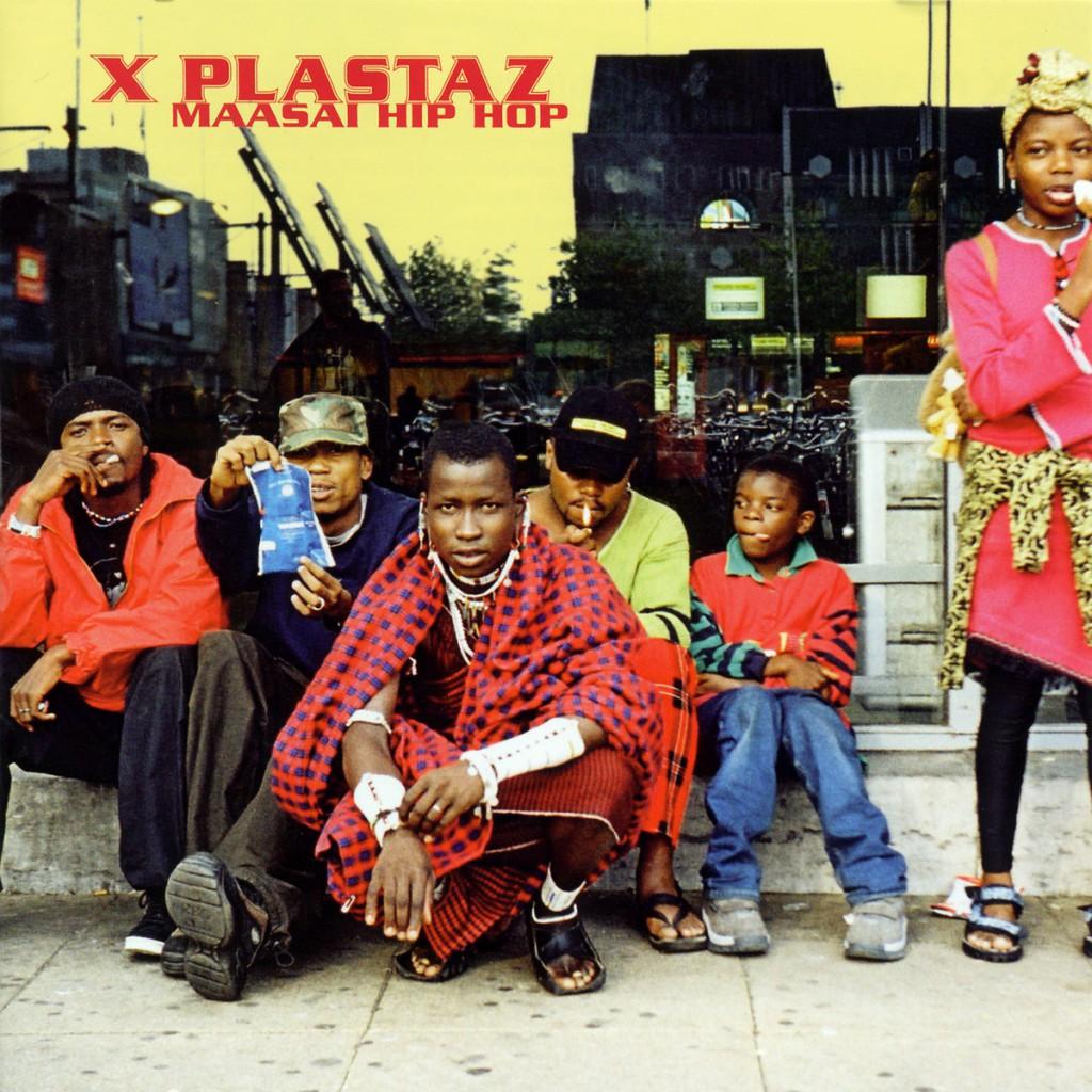 X PLASTAZ – Maasai HipHop (OH002)
