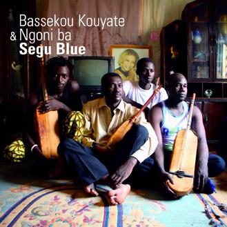 BASSEKOU KOUYATE & Ngoni ba – Segu Blue (OH007)