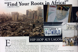 Lagos Stori Plenti - Urban Sounds from Nigeria (OH005)