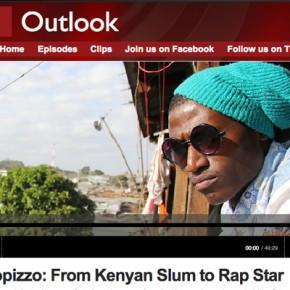 Octopizzo on BBC World Service